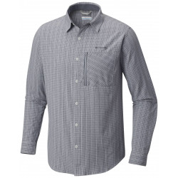 See Cypress Ridge Long Sleeve Shirt in Soft Metal