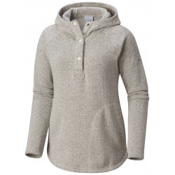 See Darling Days II Pullover Hood W in Light Bisque