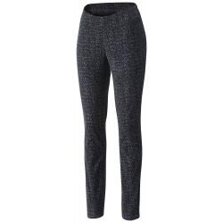 See Glacial Fleece Printed Legging W in Black Tweed