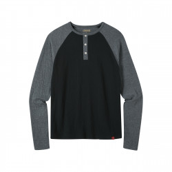 See Dugout Henley M in Black