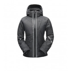 See Rhapsody Jacket Wm in Black Black Black