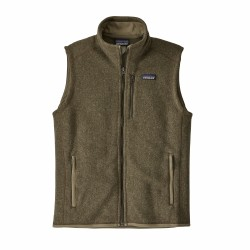 See M's Better Sweater Vest in Sage Khaki
