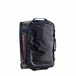 See Black Hole Wheeled Duffel 40L in Classic Navy