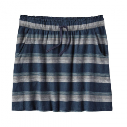 Island Hemp Beach Skirt W Image