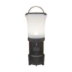 See Orbit Lantern in Matte Black