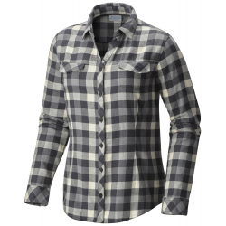 See Simply Put II Flannel Shirt Ws in Shark Check