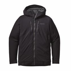 See Stretch Nano Storm Jacket in Black