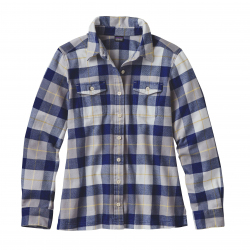 See Fjord Flannel Shirt Ws in TreeCrownHarves