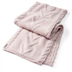 See Marquette Scarf in Pink