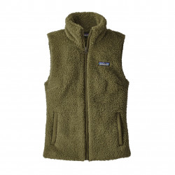 See Los Gatos Vest W in FTGN Green