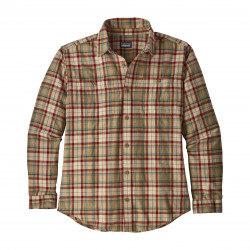 See Pima Cotton Shirt LS Men in UNMK Khaki