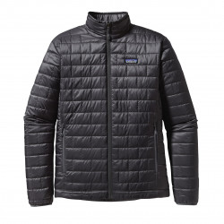 See Nano Puff Jacket M in Forge Grey