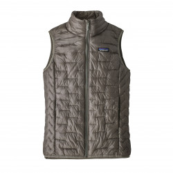 See Micro Puff Vest Ws in FEA grey