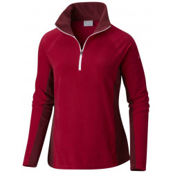 See Glacial IV Half Zip in Pomegranate