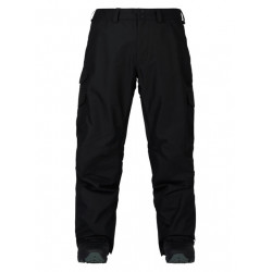 See Burton Cargo Pant Mn in TRUE BLACK