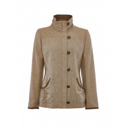 See Bracken Jacket W in Sable 94