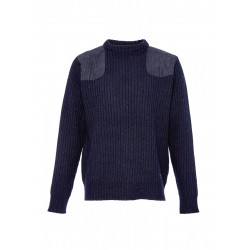 See Macken Sweater M in Navy 03