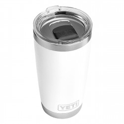 See Rambler 20oz Maglid in White