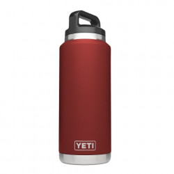See Rambler bottle 26oz in Brick Red