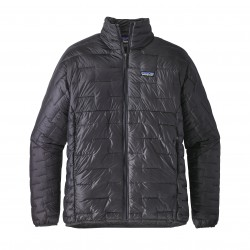 See M's Micro Puff Jkt in Forge Grey