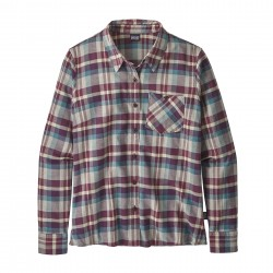 See W's Heywood Flannel Shirt in Basket: Light Balsamic