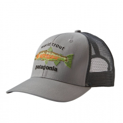 World Trout Fishstitch Trucker Hat Image