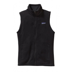 See Better Sweater Vest W in Black