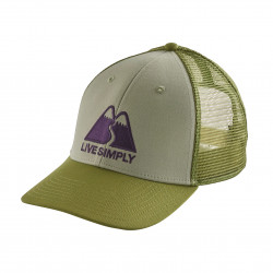 Live Simply Winding LoPro Trucker Hat Image