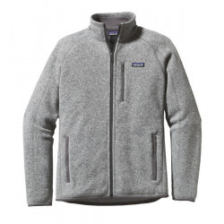 See Better Sweater Jacket M in Stonewash
