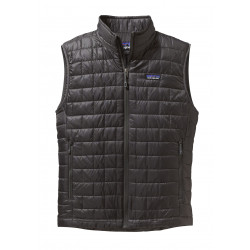 See Nano Puff Vest M in Forge Grey