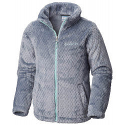 See Fluffy Fleece Full Zip G in Astral, Pixie