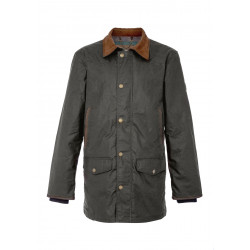 See Headford jacket M in Olive 9