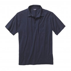 See Squeaky Clean Polo Mn in Navy
