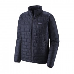See M's Nano Puff Jkt in Classic Navy