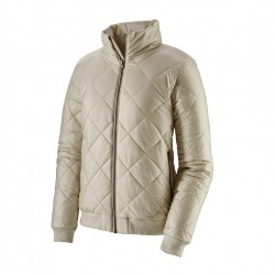 See W's Prow Bomber Jkt in Dyno White