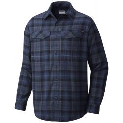 Silver Ridge Flannel Long Sleeve Shirt M Image