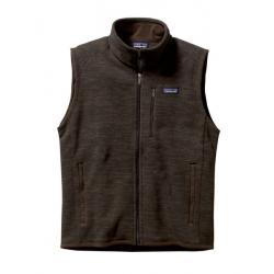 See Better Sweater Vest M in Dark Walnut