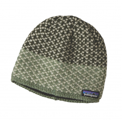 See Beatrice Beanie in Industrial Gree