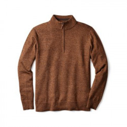 See Kiva Ridge 1/2 Zip M in Brown