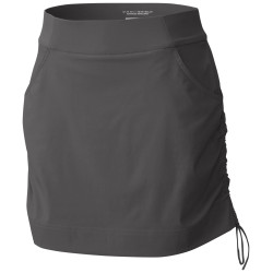 See Anytime Casual Skort in Grill