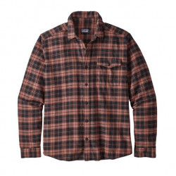 See Fjord Flannel Shirt LW Ms in HECP Pink