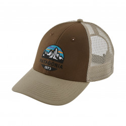 See Fitz Roy Scope LoPro Trucker Hat in TMBR Brown