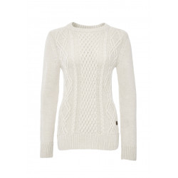 See Lisloughrey Sweater W in cream 42