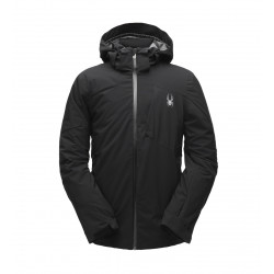 See Chambers Jacket Mn in Black Black Black