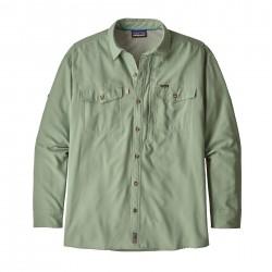 See Sol Patrol II Shirt Mn in Celadon