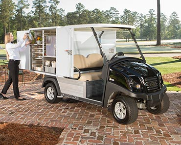 Authorized and Award Winning Club Car Dealer in Southern