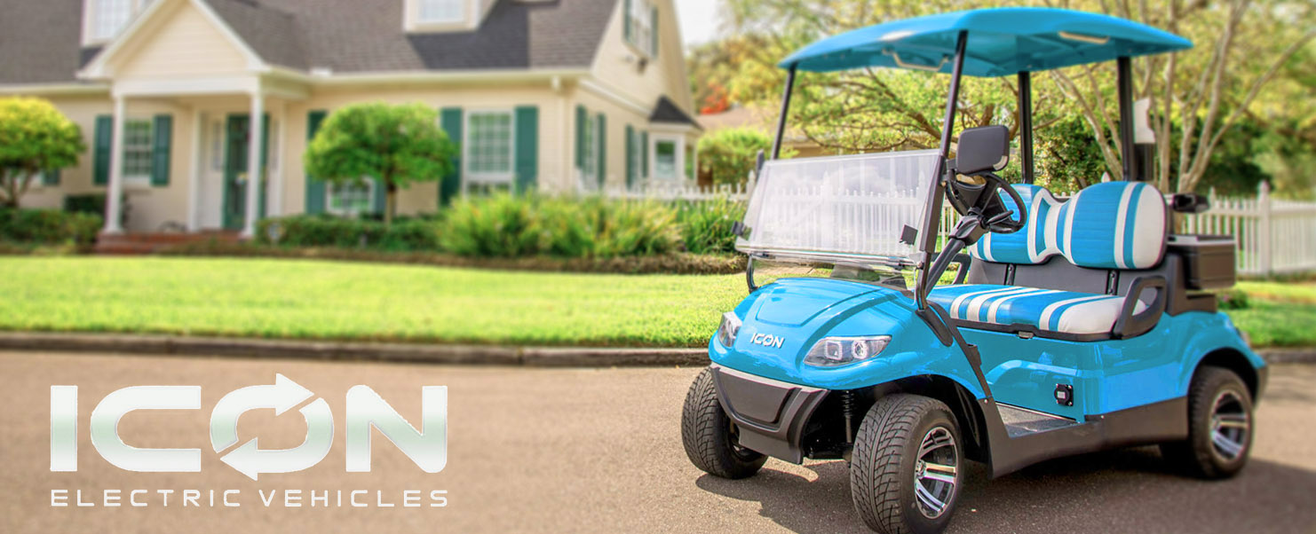 ICON golf carts
