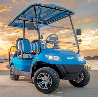 ICON Golf Cart