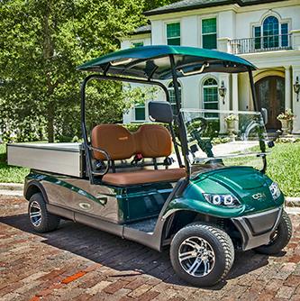 ICON Utility Golf Cart