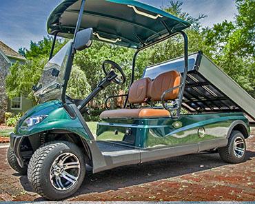 ICON utility car - ICON utility golf cart